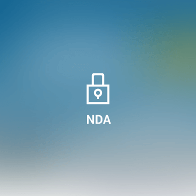 NDA-covered